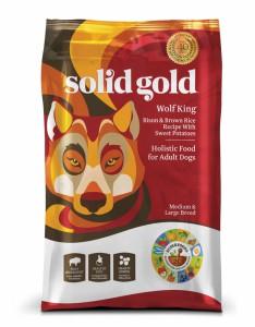 中大型犬所需的營養要求與小型犬不同,Solid Gold 中大型成犬配方就特別為牠們研製另一種配方. 此配方更有助促進關節健康及肌肉正常生長,亦有助預防敏感的情況出現.  -含高蛋白質的野生牛肉以促進肌肉正常生長 -海洋魚提供健康的皮膚和皮毛 -甜薯以支持健康的消化