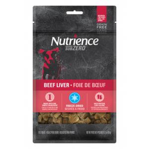 單一蛋白配方  -- 100% 牛肝 凍乾處理  --  鎖住營養和味道。 高蛋白、低熱量  --  非常適合訓練 及 作為獎勵小食