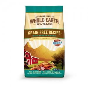 -天然營養 -首要蛋白質含26% -特選蛋白來自火雞和鴨肉 -無穀物配方有助敏感腸胃  -美國製造