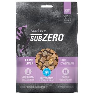 單一蛋白配方  -- 100% 羊肝 凍乾處理  --  鎖住營養和味道。 高蛋白、低熱量  --  非常適合訓練 及 作為獎勵小食