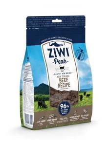 -ZiwiPeak風乾無穀物貓料理配方含98%肉和內臟, 罐裝料理則含93%肉和內臟。 -所有肉類均由新西蘭政府的獸醫檢查員簽發證書確認肉類絕無豬流感、炭疽病,禽流感,瘋牛症,手足口病等等,合乎人類食用。 -所有配方均加入4%新西蘭綠唇青口和藍青口,是葡萄糖胺、黏多醣及奧米加-3的百分百天然來源,有助長期關節的健康。 -所有配方均適合腸胃敏感、皮膚敏感的貓。