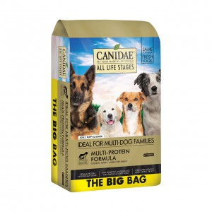 -Canidae 全線產品絕不含動物內臟、副產品、化學防腐劑、維他命 K3、人造色素及味精。  -Canidae 狗糧以 4 種人類食用級數、不含抗生素及荷爾蒙激素之鮮肉為基本主要優質蛋白質原素 ( 包括鮮雞肉、火雞肉、羊肉及鮮魚 ) ,提供全面、均衡、多元化的營養,特別為成長期的狗狗而設。  -Canidae 更嚴格控制蛋白質含量不少於 18.5%,確保胰臟能制造足夠的胰島素,預防糖尿病;脂肪含量只有 8.5% ( 每杯卡路里不多於 400 me) ,並保證低磷、納含量。  此外,Canidae 狗糧中添加了各種必須的營養及礦物質,以確保狗狗能擁有健康活潑的體魄。  *      天然原粒紅莓 - 有助維特泌尿糸統健康  *腸道益生菌配方及全天然亞麻籽纖維素 - 可將糖代謝為乳酸,使腸道形成酸性狀態,除幫助消化、吸收營養、保持口氣清新外,更可抑制體內害菌生長  *天然食用葵花籽油,促進毛囊健康,防止毛髮大量脫落  *木瓜、菠蘿 - 提供純天然酵素  *紫花苜蓿芽菜、黑麴益菌 - 有助分解肉類蛋白質,清除體內毒素,不會導致皮膚及食物敏感