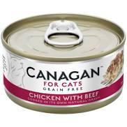 成分表: 雞肉(58%),雞湯 (32%),牛肉(5%),木薯、葵花籽油、維他命及礦物質(5%)  成分分析: 水份:77.00% 粗蛋白:19.50% 粗脂肪:1.30% 灰質:1.50% 粗纖維:0.04%