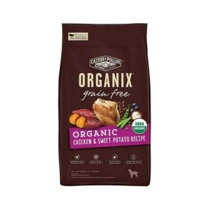 -無榖物  -美國農業部認證  -混合了超級食物 - 有機亞麻籽,有機藍莓和有機椰子油。  -含豐富奧米加脂肪酸,有助於健康皮膚和毛髮  -於美國有機認證廠房生產。