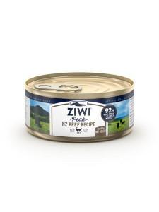Ingredients 成分  牛肉,水,牛肺,牛腎,牛草胃,牛肝,鷹嘴豆, 新西蘭綠唇貽貝,牛骨 DL-蛋氨酸,海帶乾, 礦物質,牛磺酸,維他命