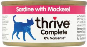 -全面營養 -不含小麥/麵筋 -容易消化 -可以單獨餵食或混合貓糧,取決於你的貓的偏好。 -不含防腐劑 -無填料或人工膠凝劑 -無添加色素 -無添加糖 -無人工香料