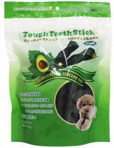 TTS 牛油果潔齒棒  除臭潔齒美毛配方(綠色包裝袋)    清潔狗狗牙齒  讓口氣清新  低卡路里  有幼條(35支裝), 粗條(18支裝)