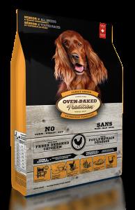 適合七歲以上或需要減重的任何犬隻  不論是年紀漸長,還是需要減肥的狗隻,同樣都要吸收較低脂肪水平以控制體重。高含量的葡萄糖胺及軟骨素有助護養關節,減輕四肢受重,改善筋骨無力。特別加入各種抗氧化食材,促進整體健康及強化免疫系統。   改善口腔健康 -綠茶萃取物含有兒茶素,可預防牙菌膜積聚,保護牙齒。  調理腸胃 -豌豆纖維提供膳食纖維,增強消化功能,減少腸胃毛病。  抗衰老、增強視力 -藍莓含豐富天然抗氧化物,有效抗衰老,同時保護眼睛,增強視力。   關節保護、防止發炎 -特別加入鯡魚油,增加葡萄糖胺和軟骨素含量,可減輕關節炎惡化。