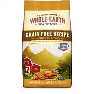 -首要蛋白質含26%  -特選蛋白來自雞肉和火雞肉 -無穀物配方有助敏感腸胃 -不含中國原材料 -天然營養 -精明之選  -美國製造