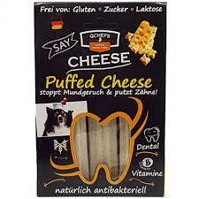 Qchefs Puffed Cheese 潔齒條