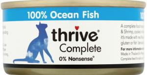 -全面營養 -不含小麥/麵筋 -容易消化 -可以單獨餵食或混合貓糧,取決於你的貓的偏好 -不含防腐劑 -無填料或人工膠凝劑 -無添加色素 -無添加糖 -無人工香料