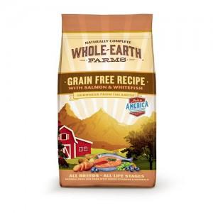 -首要蛋白質含26% -天然營養 -選蛋白來自三文魚和白魚 -無穀物配方有助敏感腸胃 -不含中國原材料  -美國製造
